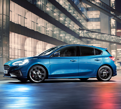 All New Ford Focus Estate