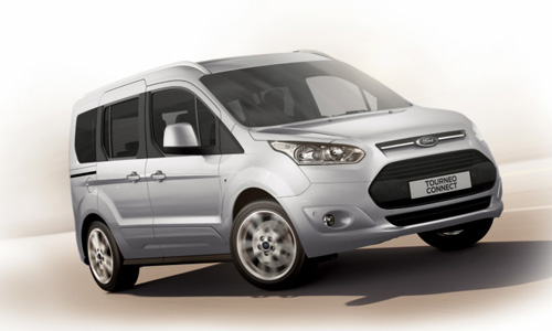 New Ford TOURNEO CONNECT