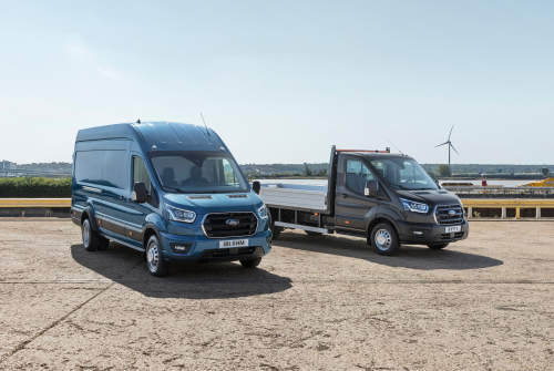 New Ford Transit 5T