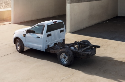 New Ford Ranger Chassis Cab